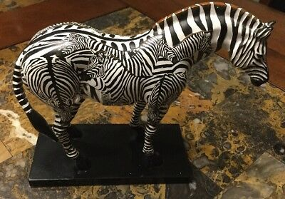 trail of painted ponies figurine no. 1524 Incognito. No Box