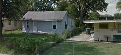 2 bed, 1 bath house in Anderson, IN