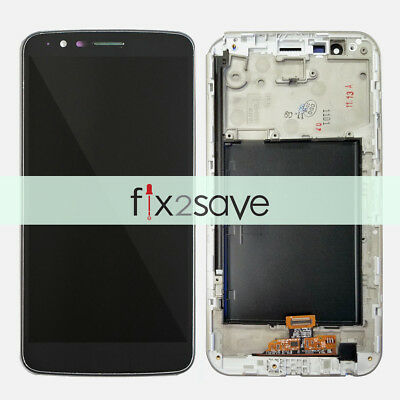 OEM LCD Touch Screen Digitizer Frame For LG Stylo 3 Plus TP450 MP450 M470 M470F