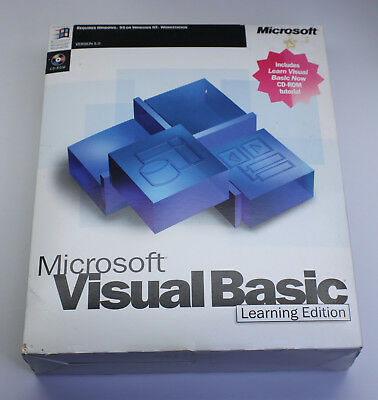Microsoft Visual Basic Version 5.0 Learning Edition CD-ROM