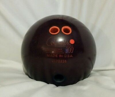 Vintage Columbia 300 The Beast 14 Lbs Bowling Ball 9 99 Picclick