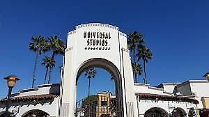 TWO Adult Electronic Ticket to UNIVERSAL STUDIOS HOLLYWOOD CALIFORNIA