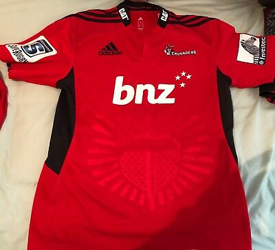 Crusaders Rugby Jersey Size L