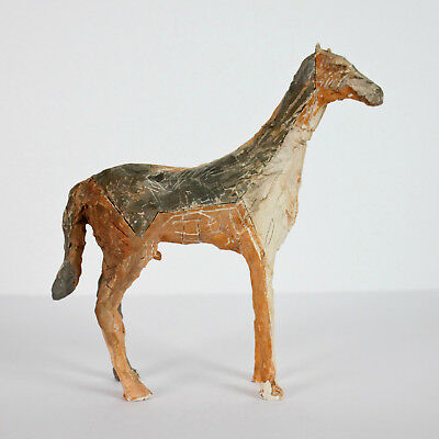Horse Pottery Sculpture Trail of Painted Ponies Studio Native SW Tribal