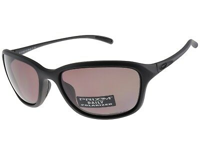 Oakley She's Unstoppable Sunglasses OO9297-05 Steel | Prizm Daily Polarized Lens