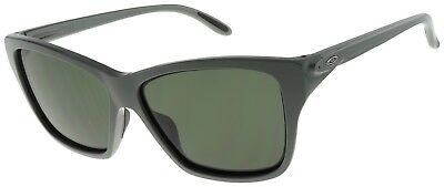 Oakley Women's Hold On Sunglasses OO9298-05 Light Olive with Dark Grey Lens