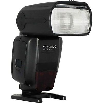 Yongnuo yn600ex-rt II E-TTL Flash for Canon–Master and HSS GN60ISO 100