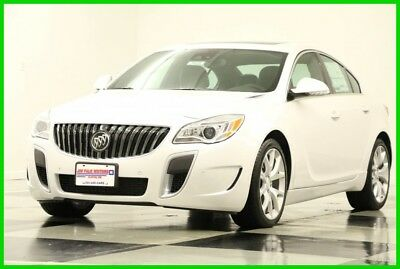 2017 Buick Regal GS Heated Leather Navigation  Camera 2017 GS Heated Leather Navigation  Camera New Turbo 2L I4 16V Automatic AWD Bose
