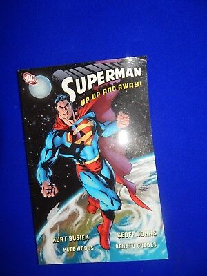 Superman Up, Up and Away ! by Kurt Busiek & Geoff John, Comic Book