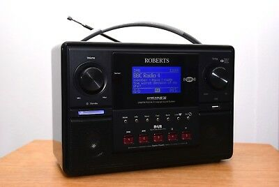 roberts stream 83i stereo dab fm wifi internet radio with 3 way rh picclick co uk 19 Inch Radio Stream roberts stream 83i dab internet radio manual