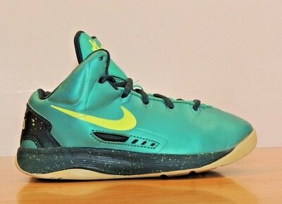 Nike Air Kevin Durant 13C Youth GS KD Atomic Teal Green Basketball Shoes Sneaker
