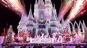 Mickey's Very Merry Christmas Party Sold out Event December 22, 2017
