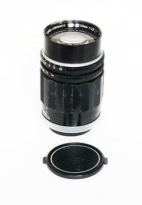 Canon Canomatic R lens f.2.5/135mm for Spares or Repair