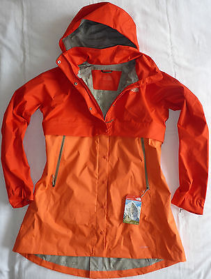 The North Face Damen 2-in-1 Outdoor-Jacke/Mantel Fran Zip Off Jacket Größe L