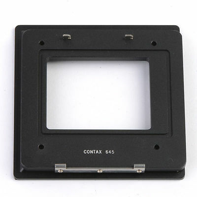 Contax 645 For Sinar P3 camera Adapter