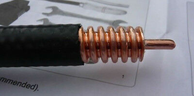 "17 FT FSJ4-50B 1/2"" Corrugated Copper Foam HELIAX Superflex 50 Ohm Coaxial Cable"