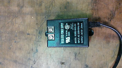 Lot of 2  New Regulated Power Supply