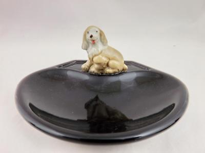 Wade Whimsie Whimsieland Puppy Pin Tray/Dish 1980's  (Perfect)