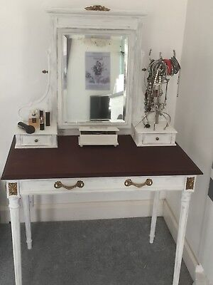 Antique French dressing table Louis XVI style