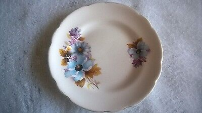 Regency Bone China 1 small plate Made in England