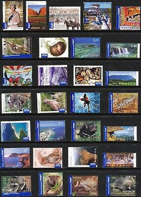 Australian Stamps - International Post Collection Used/Bulk