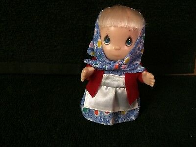Precious Moments World of Friendship Doll 2000 Russian Hi Babies 799696