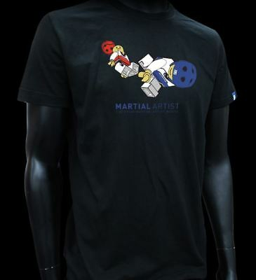 LEGO Martial Artist T-Shirt by MOOTO ***NEW*** Taekwondo TKD Karate MMA