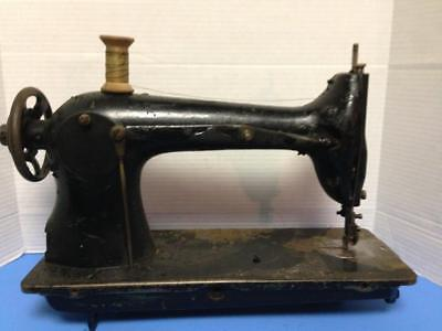 Vintage Singer  Heavy Duty Industrial Leather Upholstery Sewing Machine