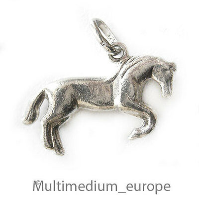 Charms 925 Sterling Silber Anhänger Pferd silver pendant horse