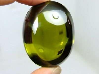 107 gram, Beautiful Dark Green NAGA EYE GEM 100% REAL HIGH POWER Buddha Amulet