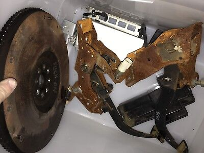 Nissan Z32 300zx Manual Conversion Pedals