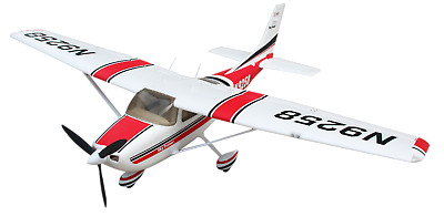 HSD 5 CH 1400mm Red Sky Trainer W/ Flaps 3S PNP ARF Cessna 172