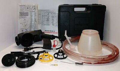 Wagner Power Painter Home - Model 0500101  2200 psi. With Storage Case