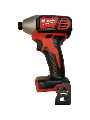 "Brand New Milwaukee Hex impact driver 2656-20 1/4"" M18 18V Lithium-ion"