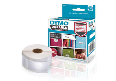 DYMO LabelWriter-Etiketten High Performance, 25 x 54 mm (80976411)
