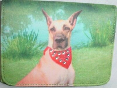 Great Dane Microfiber Mini Wallet