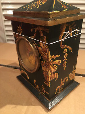 Carriage Clock Chinoiserie