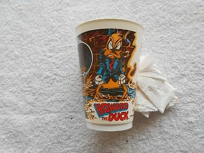 Howard The Duck  7 Eleven 7-11 Plastic Cup-1977