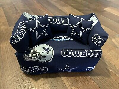 Dallas Cowboys Sofa Couch Tissue Cover Blue And White Stars Free