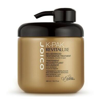 Joico K-Pak Revitaluxe 480ml Intense Moisture & Repair Mask Transform Hair