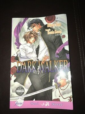 Dark Walker By Hikaru Yura (Yaoi novel)