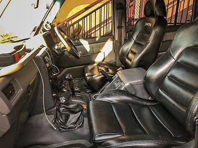 GQ Patrol Y60 Seat Adapter kit for Falcon seats