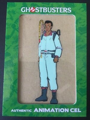 Cryptozoic Ghostbusters 2016 Authentic Animation Cell Card