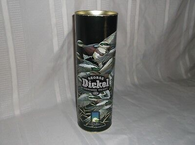 George Dickel Tennessee Whiskey No 12 Ducks Unlimited Spcl Collector's Canister