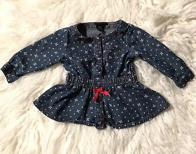 Tommy Hilfiger Baby Girl 3-6 Months top