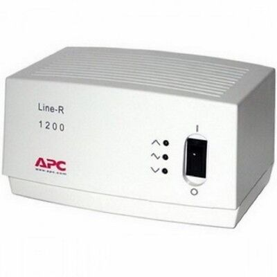 Apc Line-R 1200Va Automatic Voltage Regulator, 2Yr Wty - Le1200I