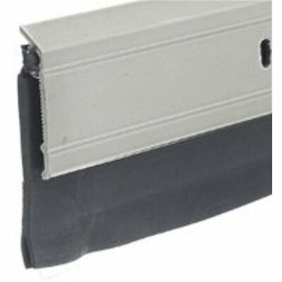 Frost King A62/36SN Premium Extra Wide Aluminum And Vinyl Door Sweep 2-Inch By