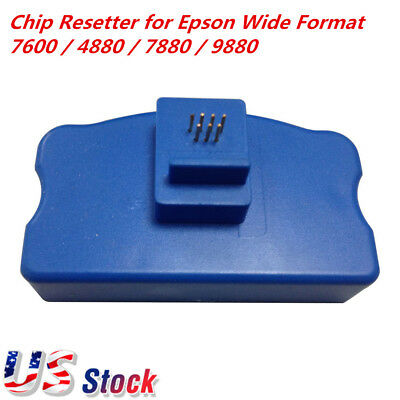 Epson Ink Cartridge Chip Resetter for Epson Wide Format 7600 / 4880 / 7880 /9880