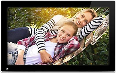Nixplay Original 18.5 inch WiFi Cloud Digital Photo Frame. iPhone & Android A...