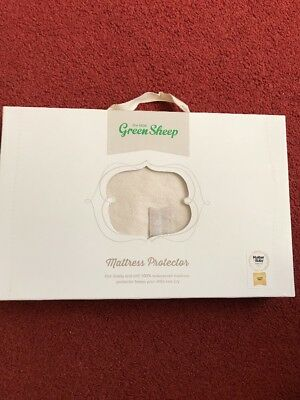 The Little Green Sheep Company Mattress Protector